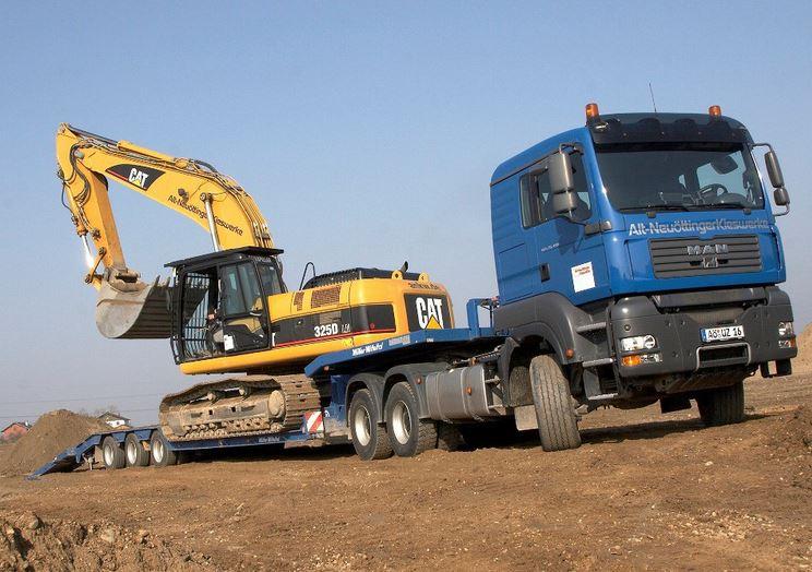 специальные разрешения на перевозку тяжеловесных грузов